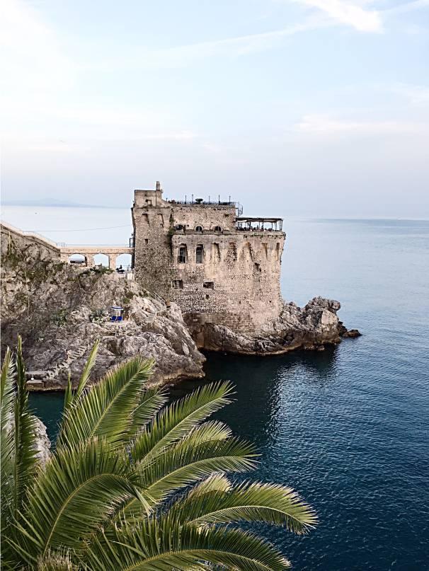 Italien-Amalfikueste-Maiori-Restaurant-Torre-Normanna-1