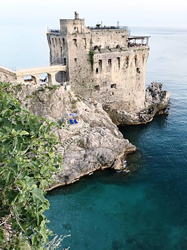 Italien-Amalfikueste-Maiori-Restaurant-Torre-Normanna-2