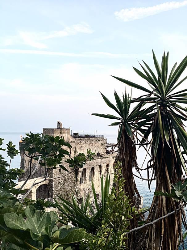 Italien-Amalfikueste-Maiori-Restaurant-Torre-Normanna-3