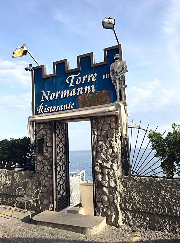 Italien-Amalfikueste-Maiori-Restaurant-Torre-Normanna-4