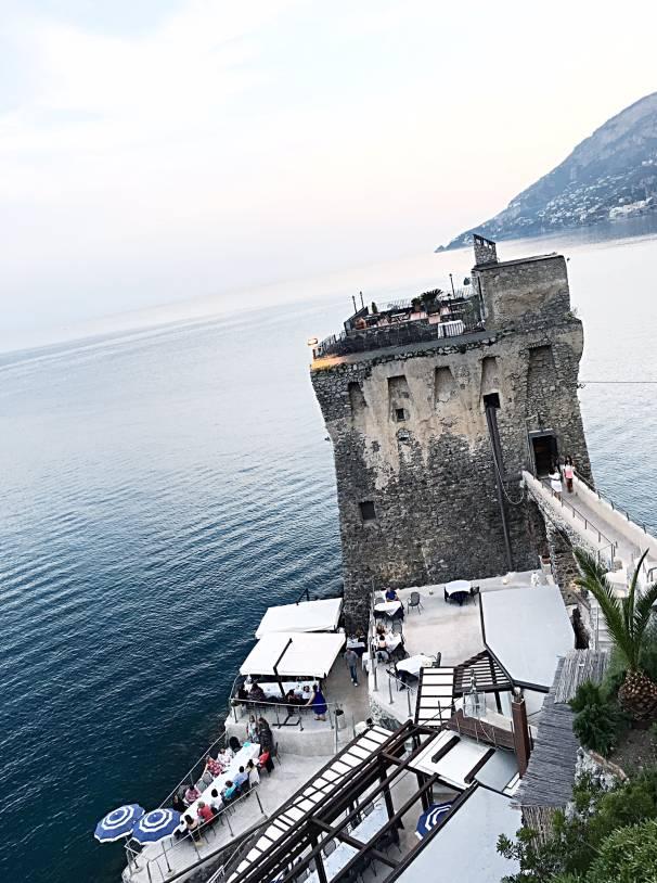 Italien-Amalfikueste-Maiori-Restaurant-Torre-Normanna-5