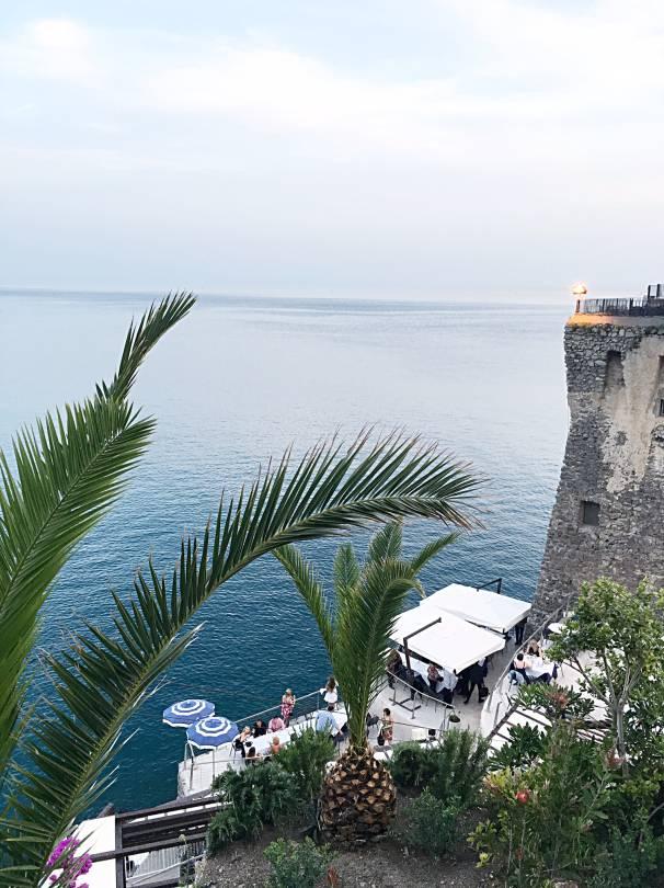 Italien-Amalfikueste-Maiori-Restaurant-Torre-Normanna-6