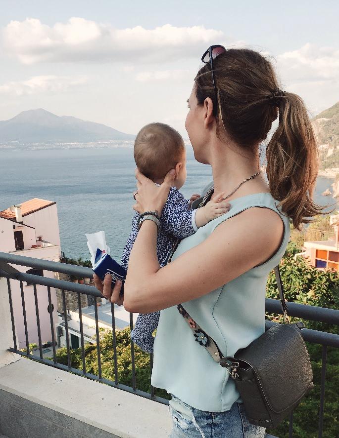 Elternzeit im Ausland