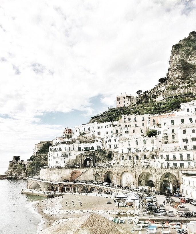 Atrani bei Amalfi