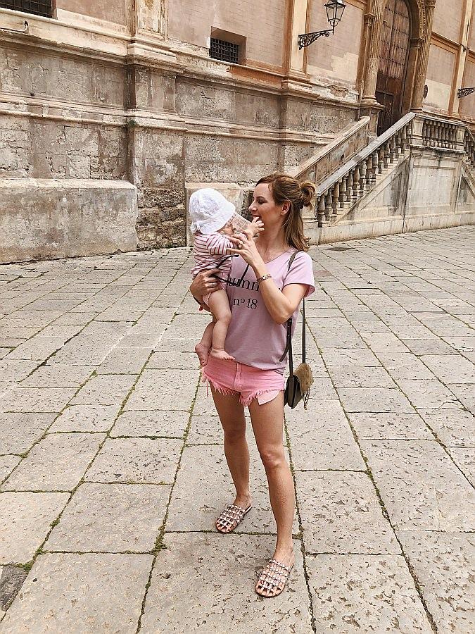 Baby und Beikost unterwegs in Savona