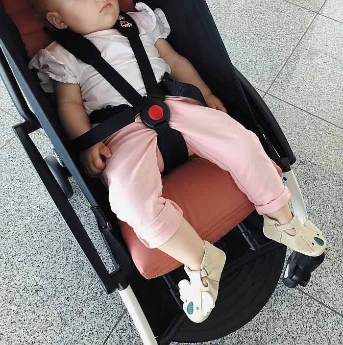 Fliegen mit Baby & Buggy