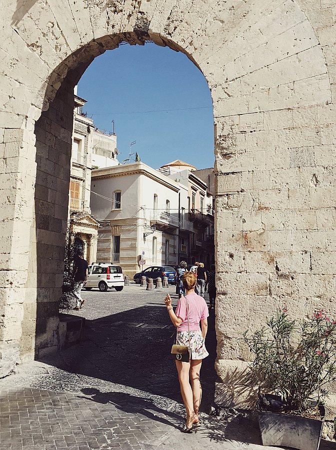 Ortygia Ortigia Syracuse Siracusa Syrakus Sicily Sicilia Sizilien