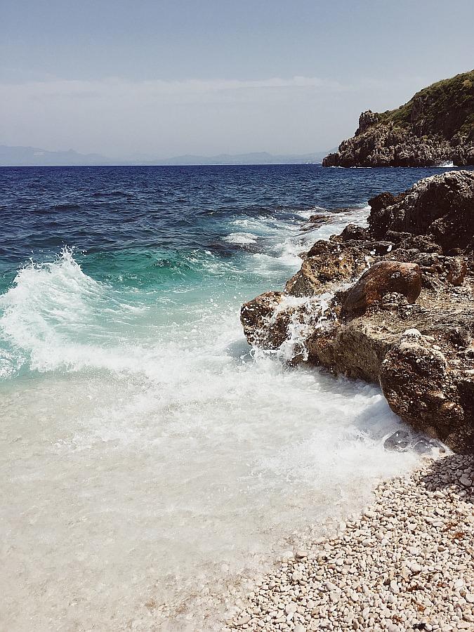 San Vito lo Capo Sizilien Riserva naturale orientata dello Zingaro