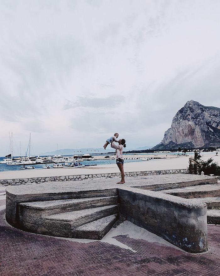 San Vito lo Capo Sizilien