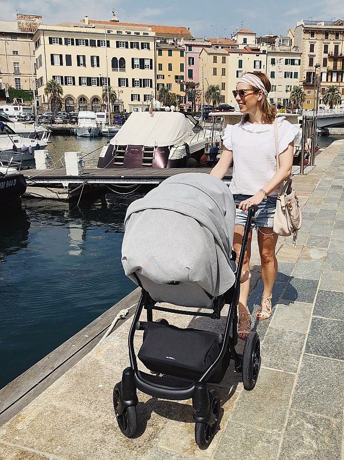 Kombikinderwagen Test My Junior Kinderwagen Savona