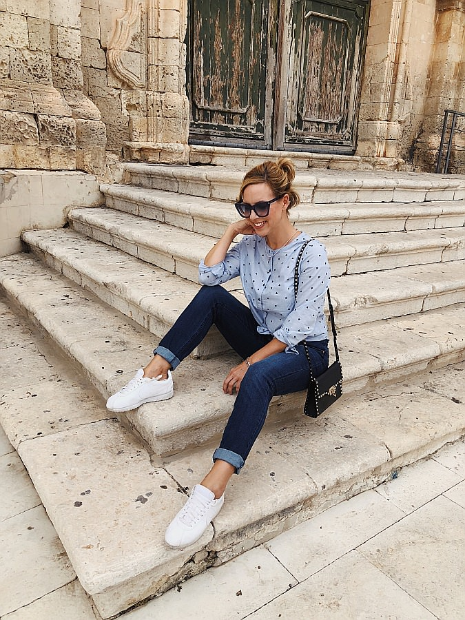 Dark Denim Jeans Guide Cecil Toronto Valentino Rockstud Noto