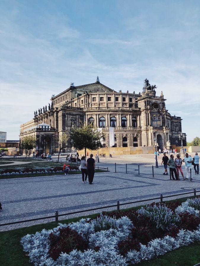 Dresden Tipps Semperoper