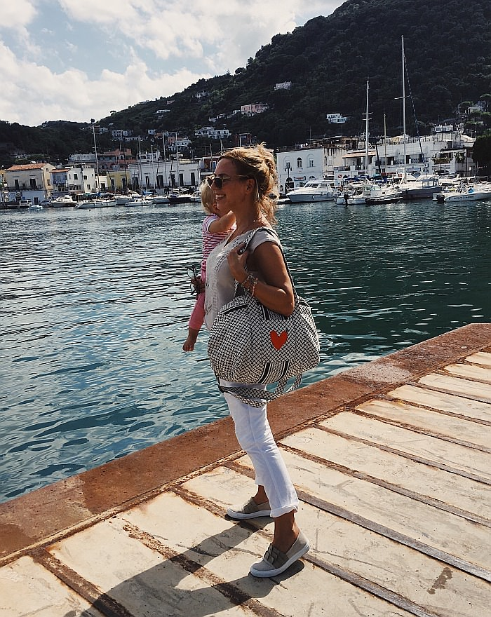 Der Hafen von Ischia Porto ist einer der besonderen Ischia Sehenswürdigkeiten