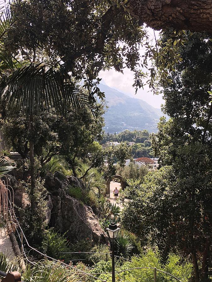 Mortella Garten gehört zu den Ischia Sehenswürdigkeiten