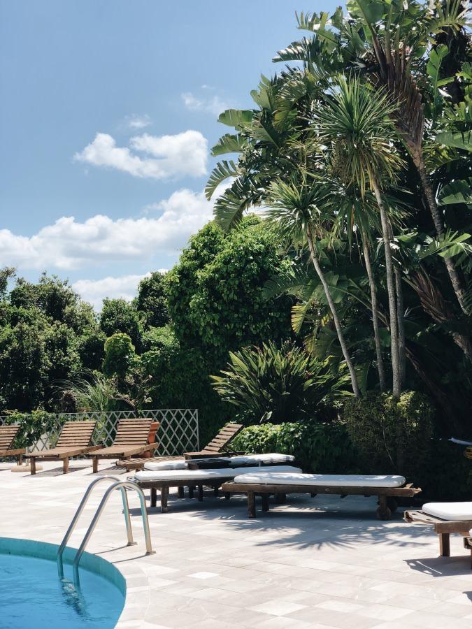 Pool Hotel Balocco Porto Cervo Sardinien