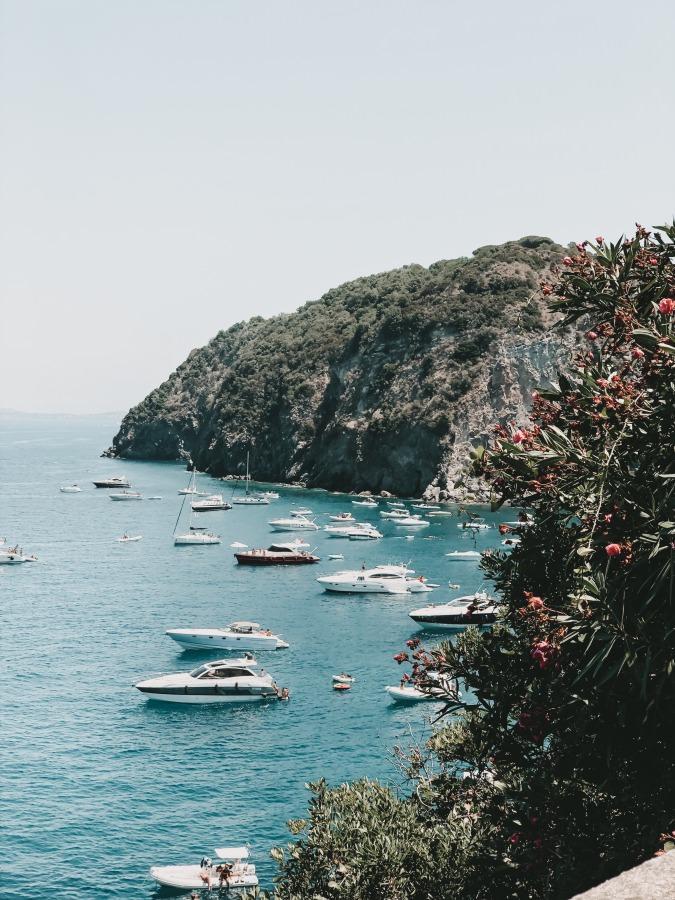 San Montano Bucht in Lacco Ameno auf der Insel Ischia