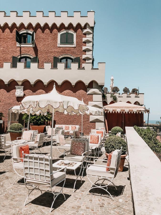 Hotel und SPA Mezzatorre in Lacco Ameno auf der Insel Ischia