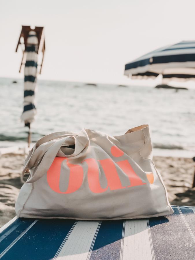Citara Strand auf der Insel Ischia