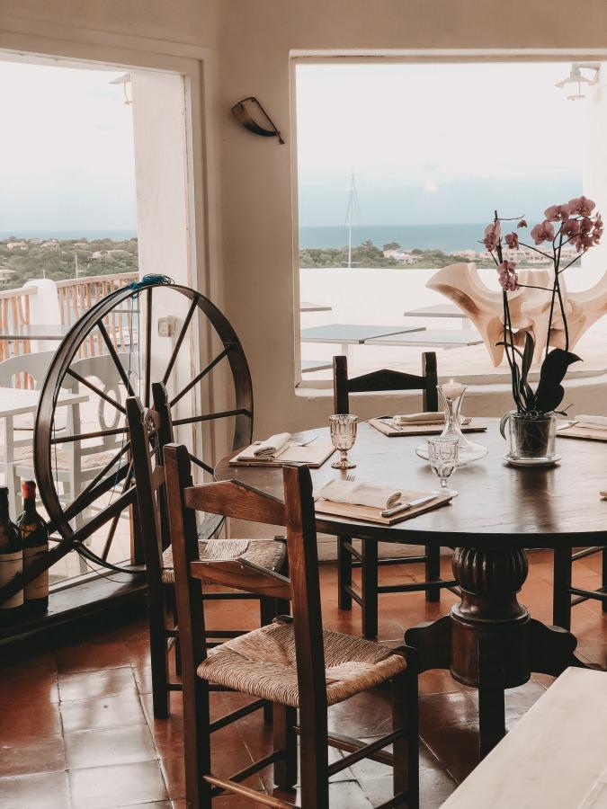 Die Aussicht auf Porto Cervo gehört zu meinen Sardinien Tipps