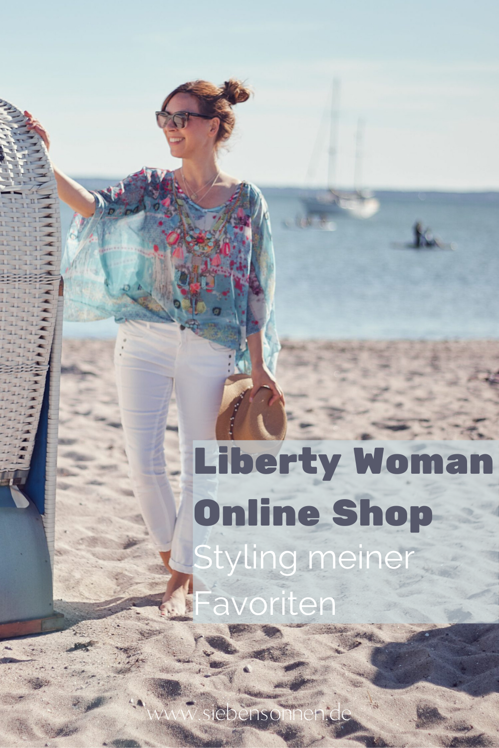 Boho Tunika aus dem Liberty Woman Online Shop