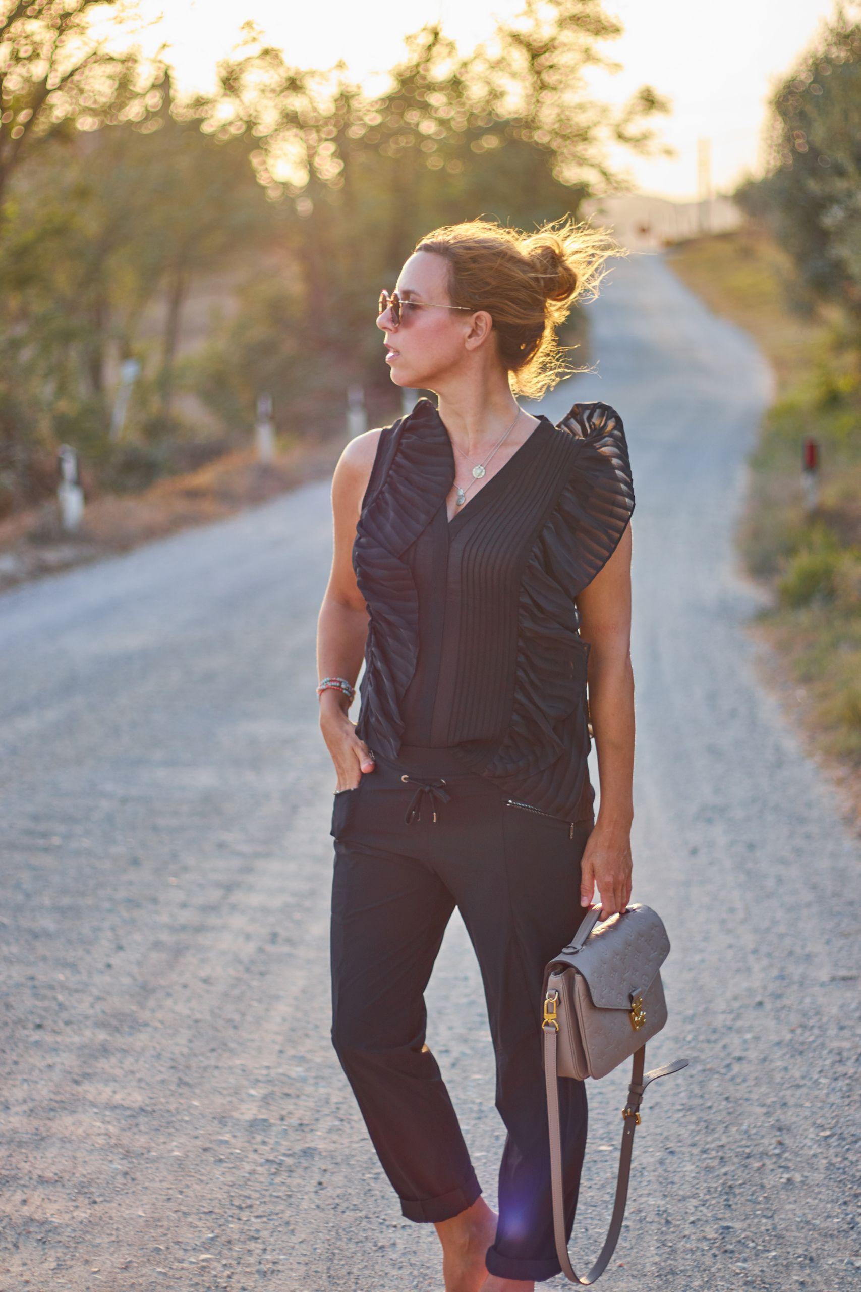 Rosner Hose Styling Möglichkeiten der aktuellen Damen Kollektion