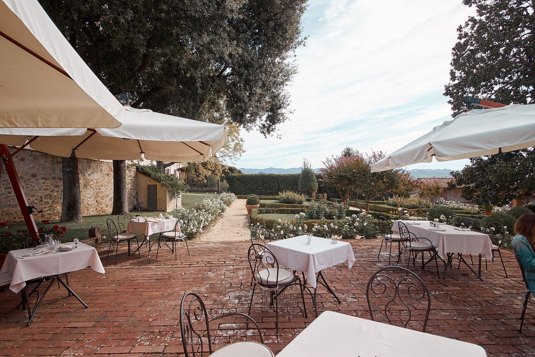 Dievole Wine Resort in Siena als Unterkunft vom Toskana Roadtrip