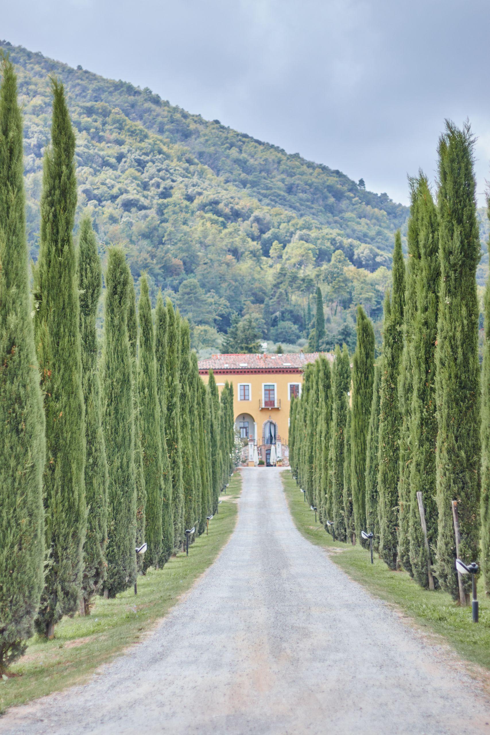 Villa Cheli Lucca als Stopp vom Toskana Roadtrip