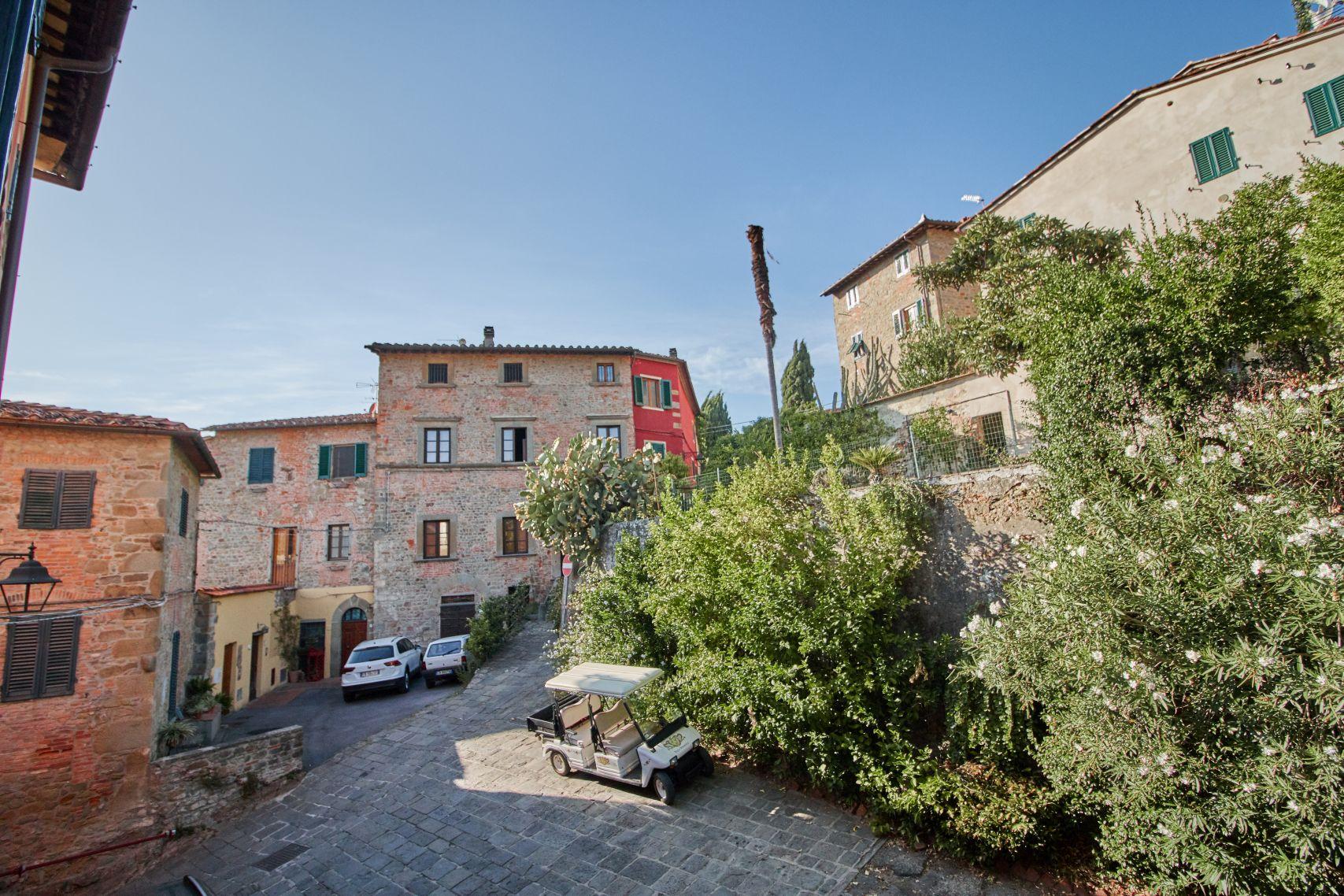 Villa Sermolli als Stopp vom Toskana Roadtrip