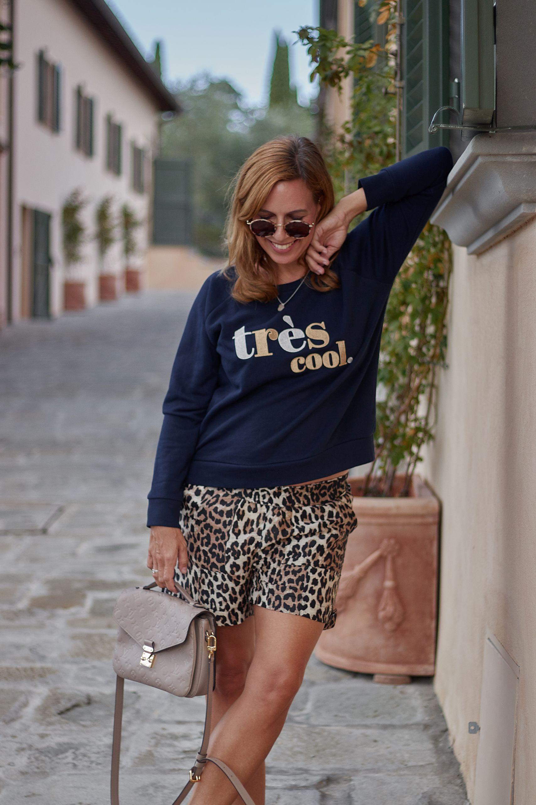 Très cool Sweatshirt von Bonjour Ben in Siena