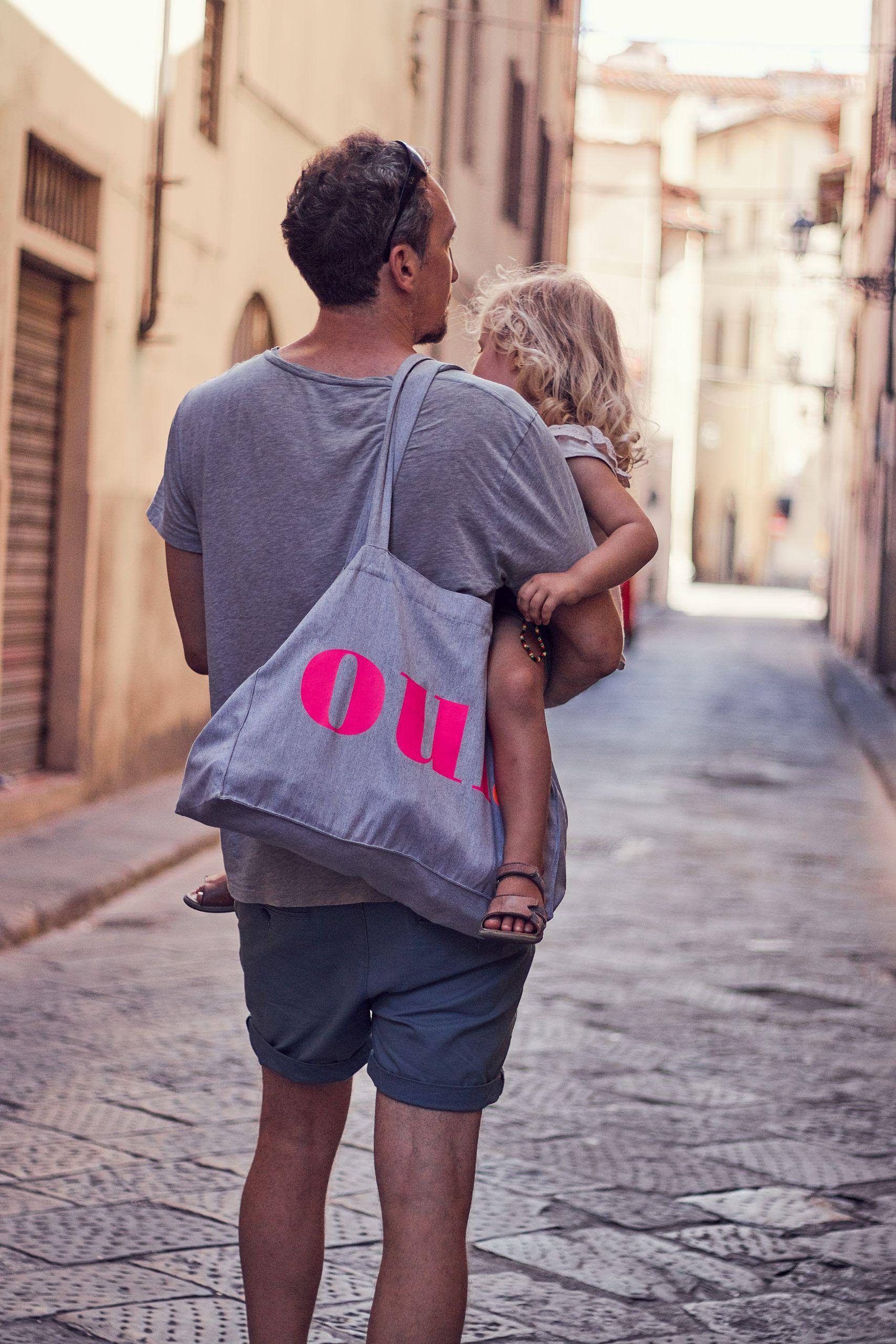 oui non Tasche Shopper von Bonjour Ben in Florenz