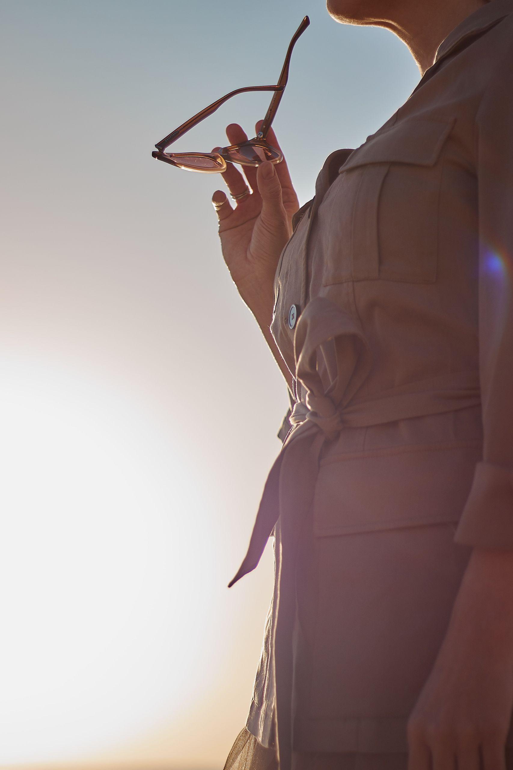 Tüllrock und Safari Jacke bei Mädchenflohmarkt