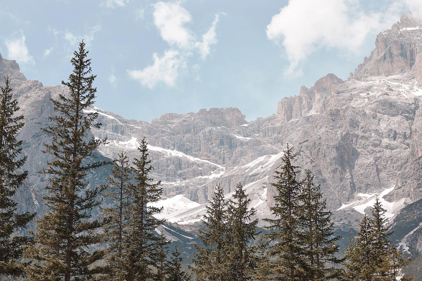 Das Fischleintal als Ausflugsziel vom Bad Moos Dolomites Spa Resort in Sexten