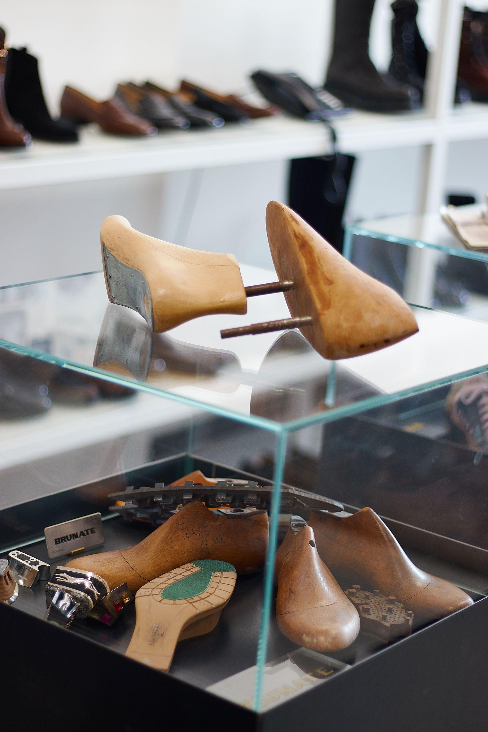 Leiste für Brunate Schuhe