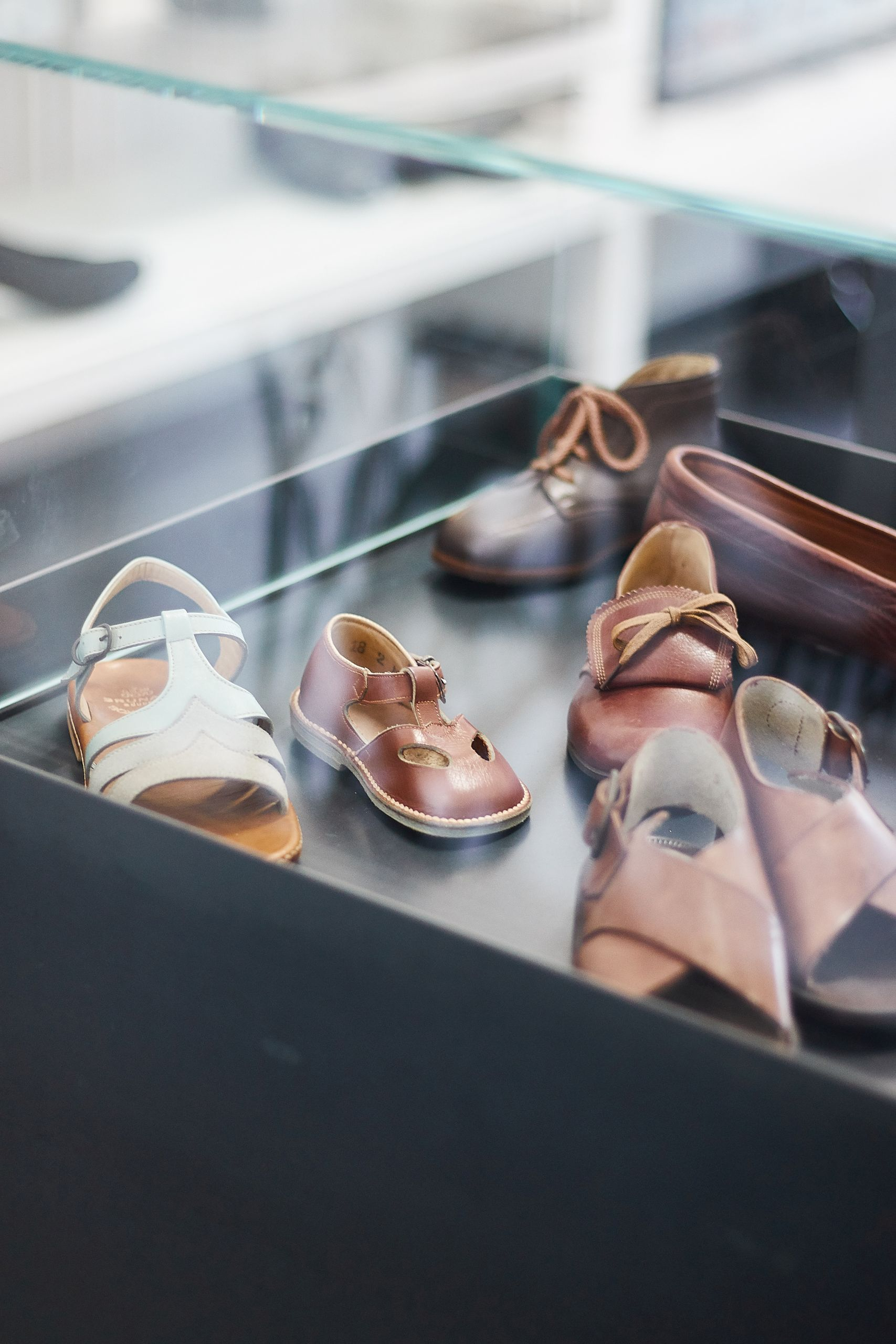 Brunate Schuhe für Kinder