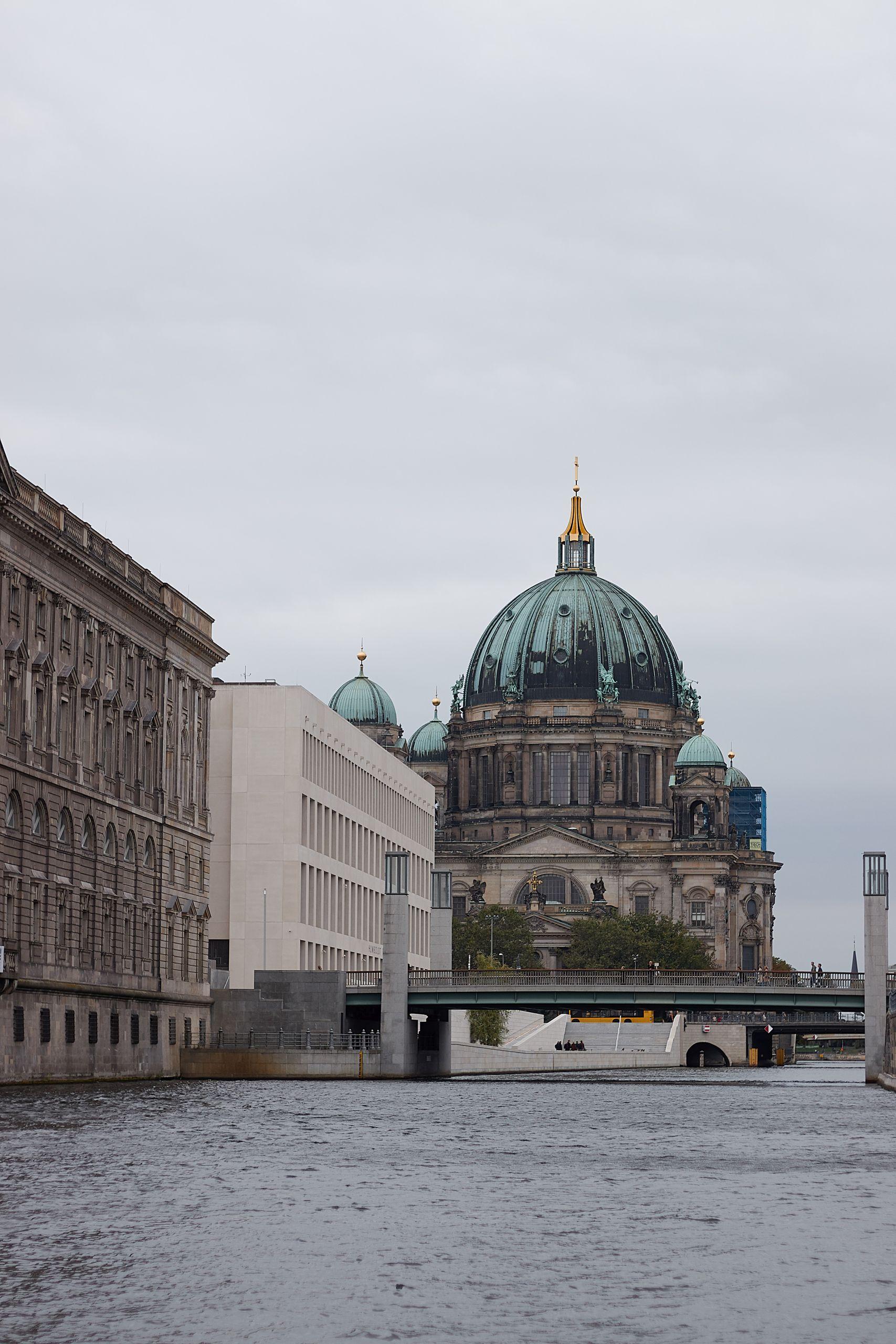 Ein Tag in Berlin im Berliner Dom