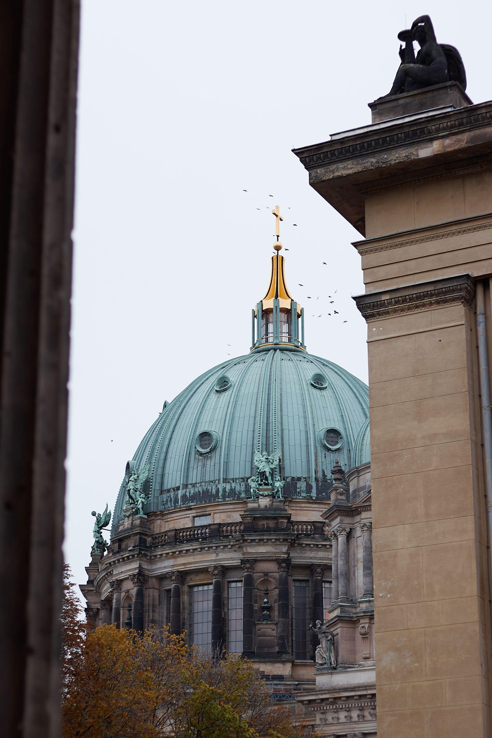 Berliner Dom als Sehenswürdigkeit für ein Tag in Berlin