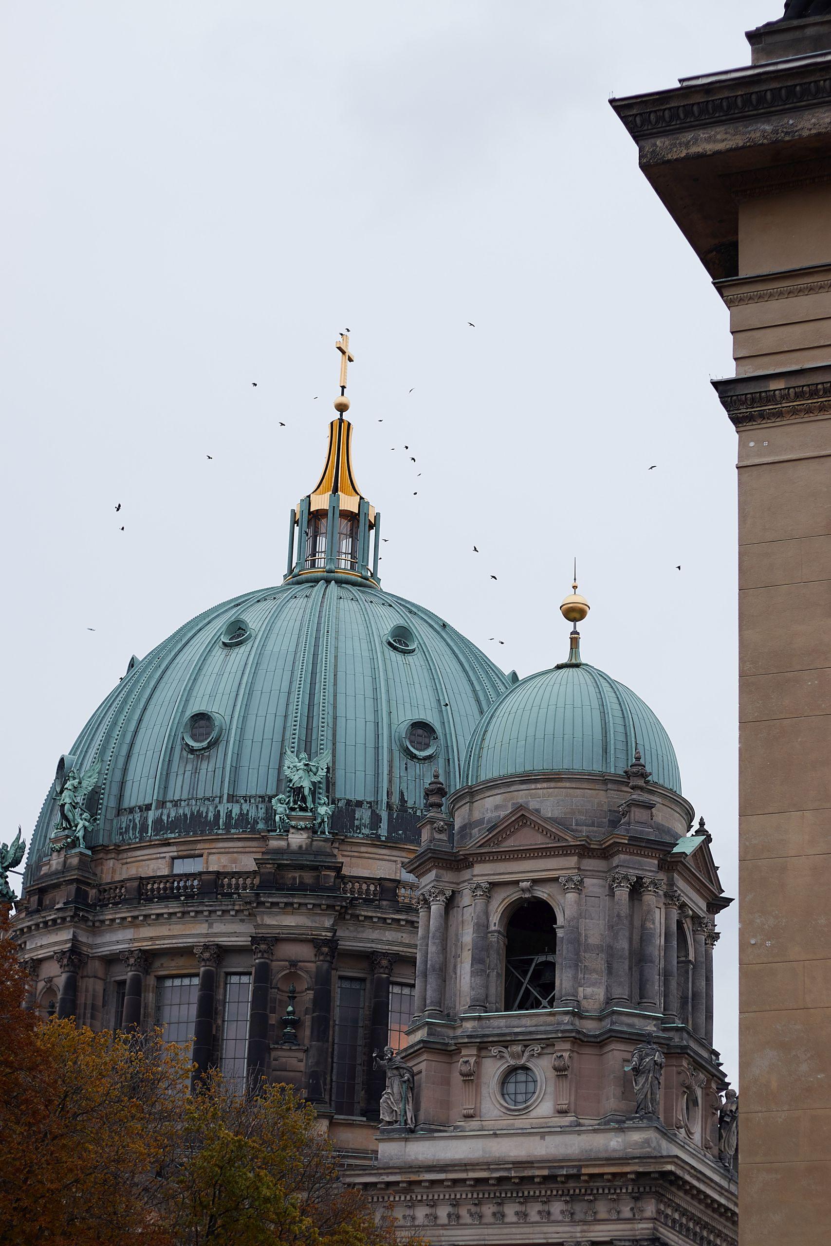 Berliner Sehenswürdigkeit an einem Tag in Berlin