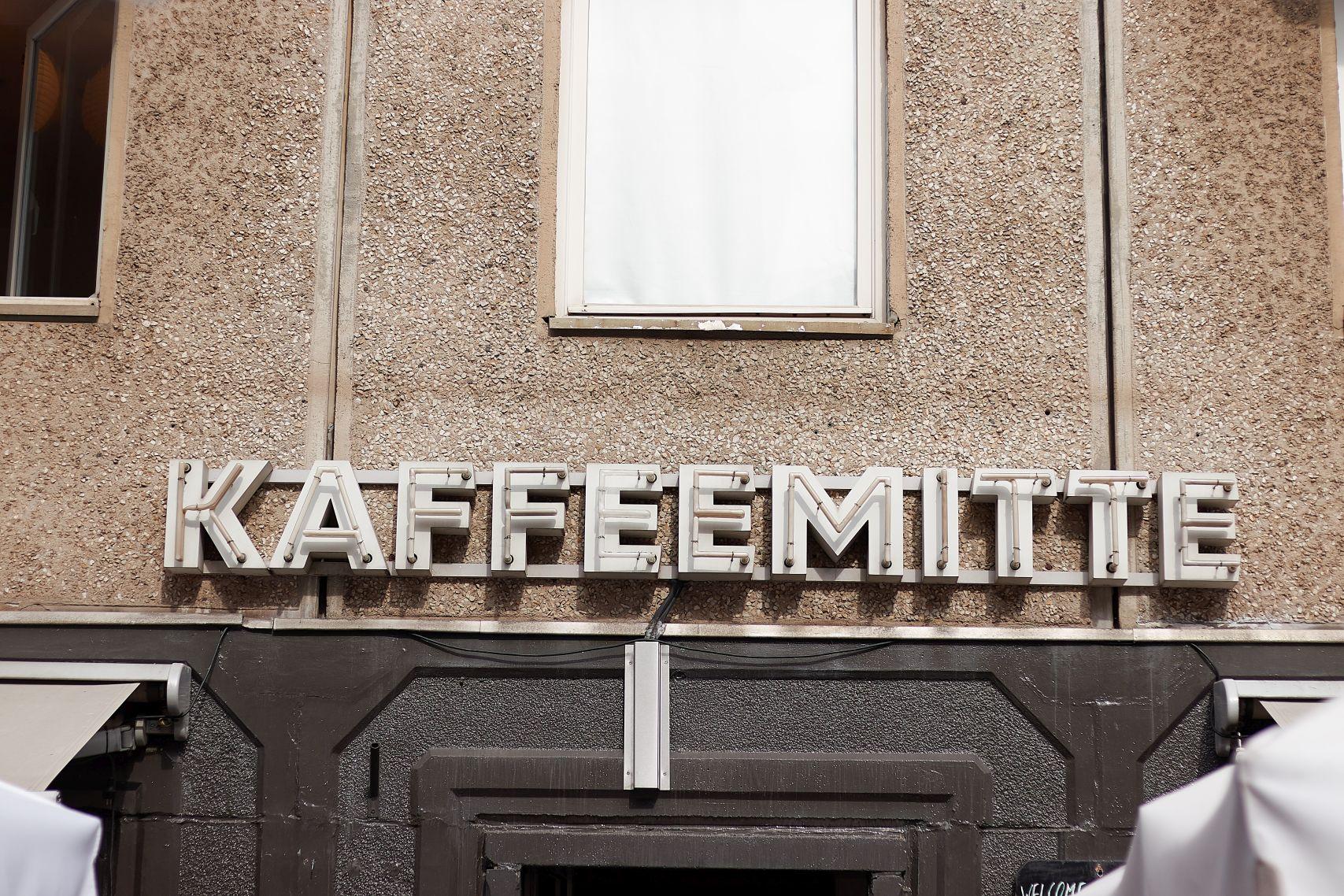 Ein Tag in Berlin im Café Kaffeemitte in Berlin Mitte