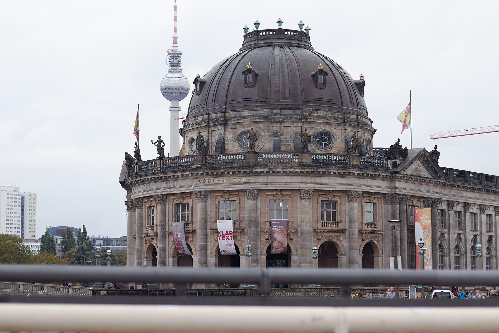 Spreefahrt als Sehenswürdigkeit für ein Tag in Berlin